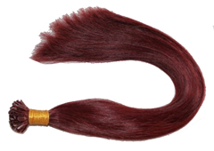 bourgogne hair extension