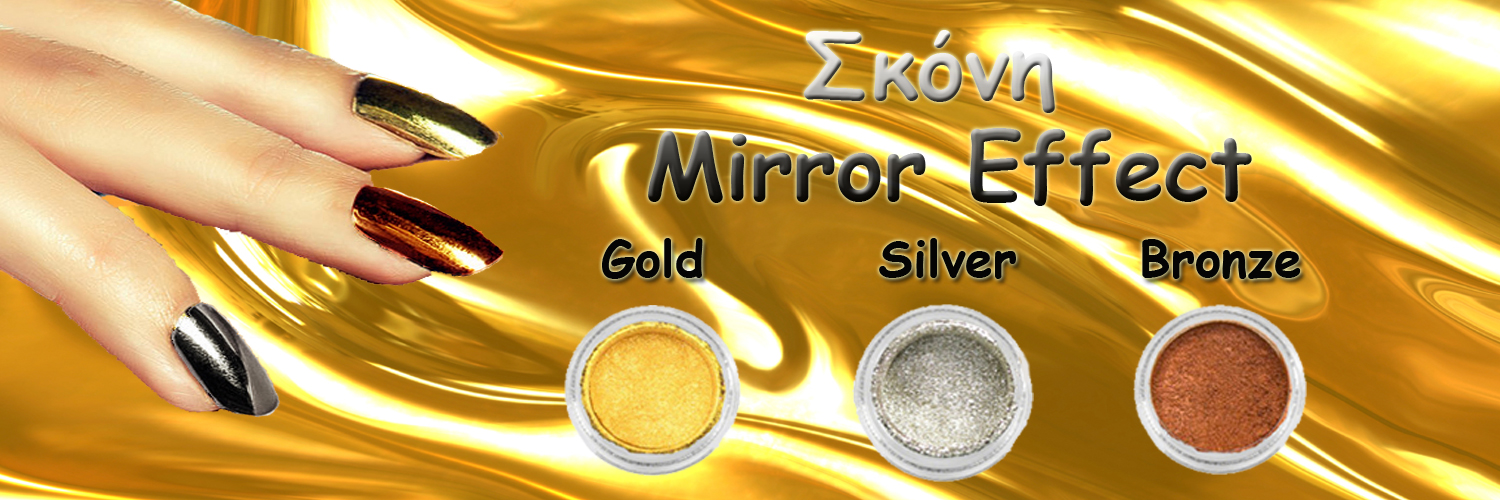 mirror effect powder