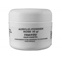Acrylic Powder Rose 30gr