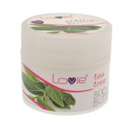 Body Butter Tea Tree 200ml (parabens free)