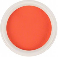 Acrylic Color Powder Flow Orange 5gr