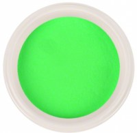 Acrylic Color Powder Flow Green 5gr