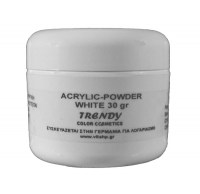 Acrylic Powder White 30gr