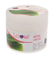 Body Butter Aloe Vera 200ml (parabens free)