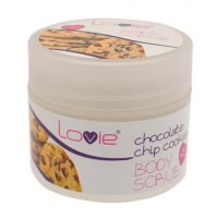 Body Scrub Chocolate Chip Cookies 200ml (parabens free)