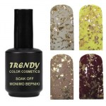 Trendy Μόνιμο Βερνίκι Flakes Foil No73 (15ml)_product